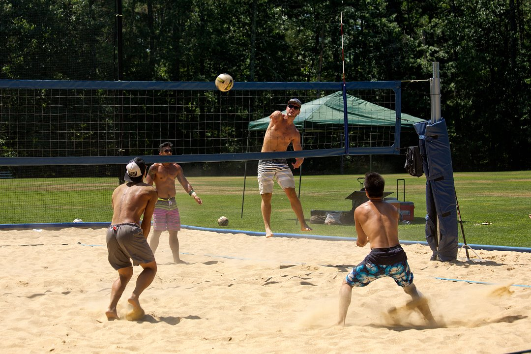 Sign up today for our Sand Volleyball and Conditioning Summer Camp!